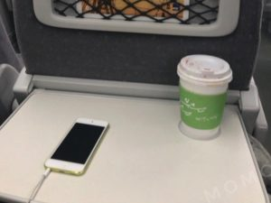 特急列車の座席