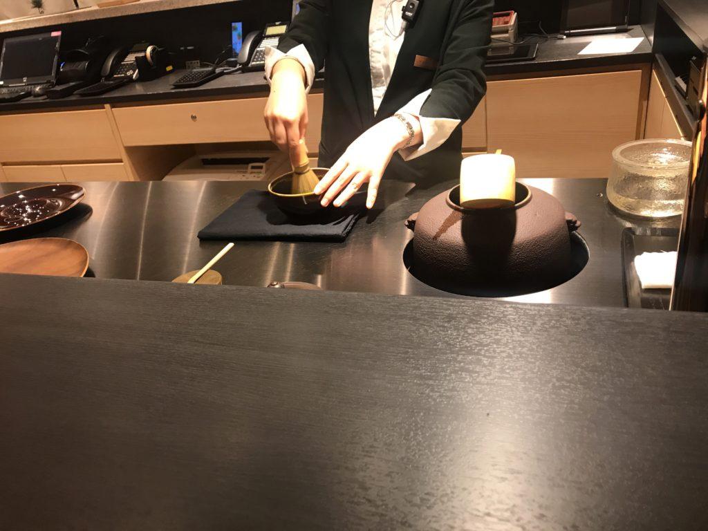 1899東京 お茶体験