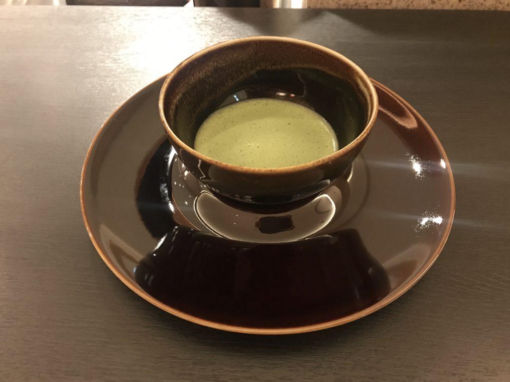 ホテル1899東京 抹茶 サービス