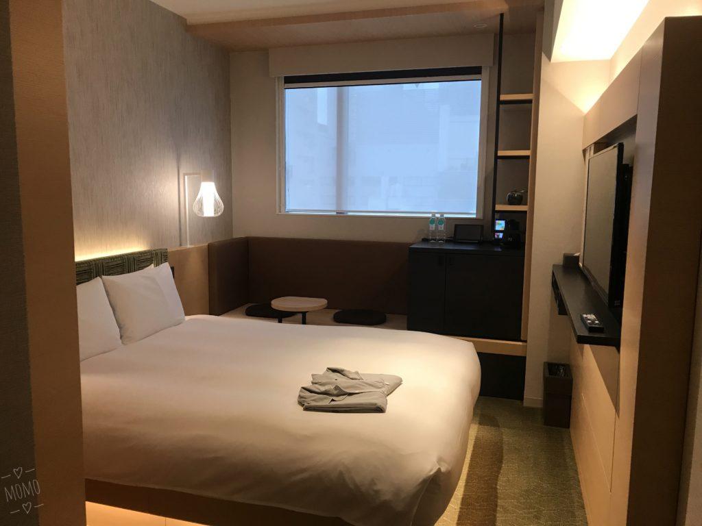 ホテル1899東京 スーペリアダブル Iori