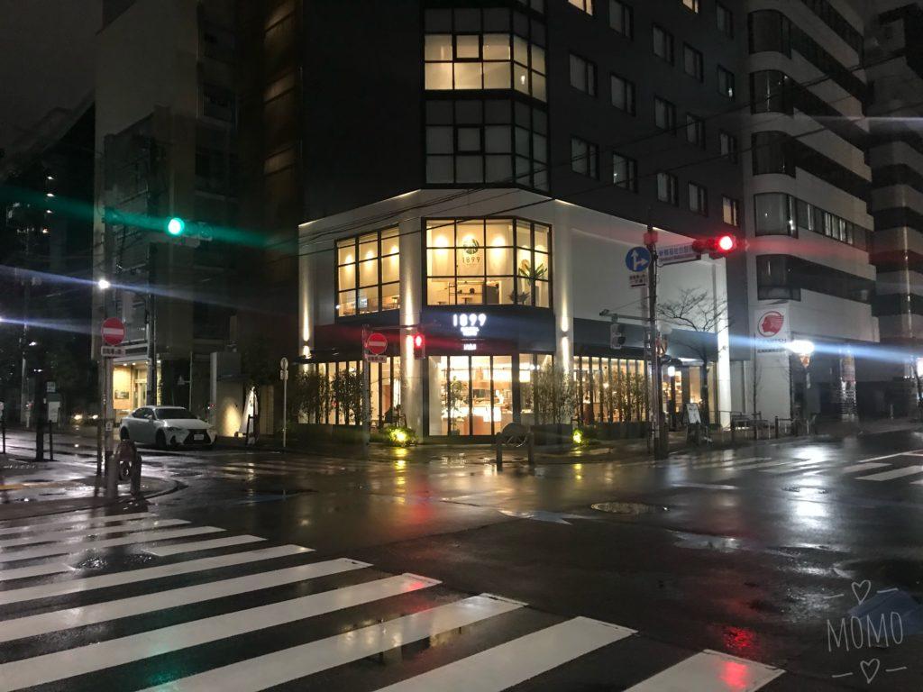 ホテル1899東京 外観