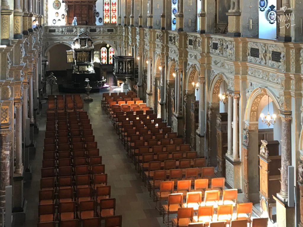 フレデリクスボー城 教会