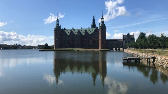 デンマーク フレデリクスボー城