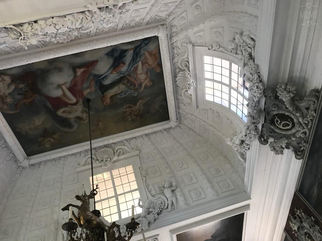 フレデリクスボー城 天井