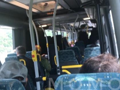 ストックホルム バス