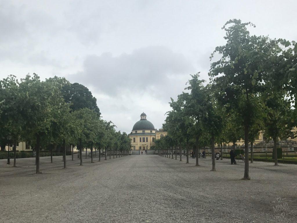 ドロットニングホルム宮殿 世界遺産