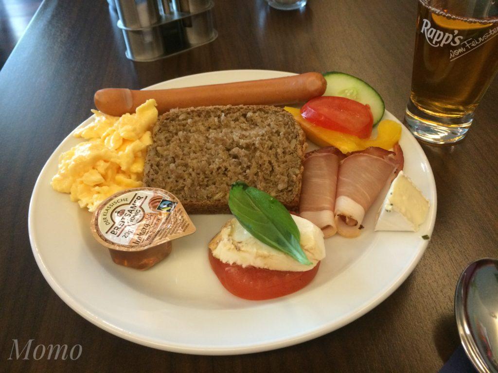 ホテル クルト 朝食