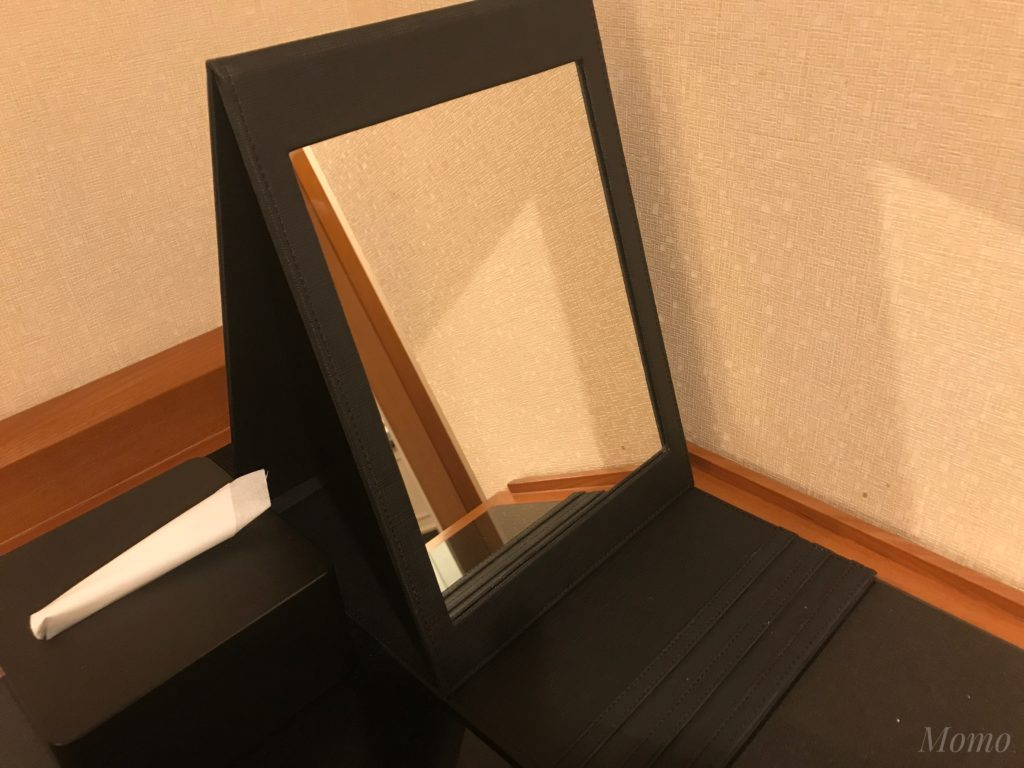 横浜ベイシェラトン 客室 鏡