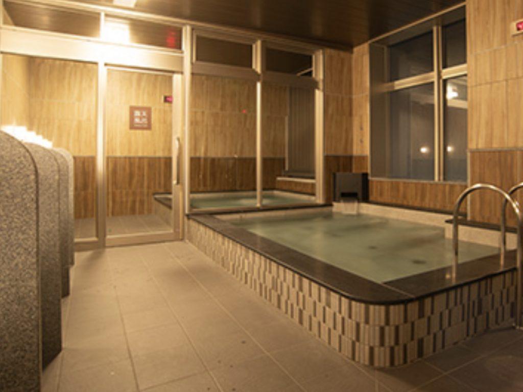 ワイヤーズホテル 大浴場