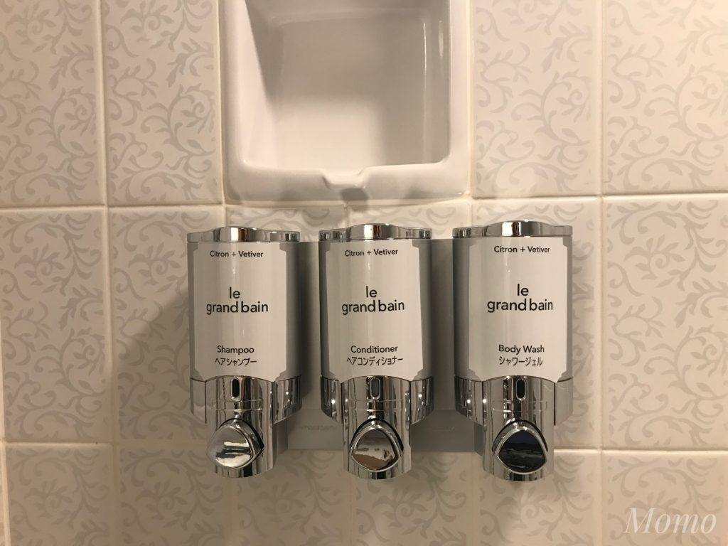 横浜ベイシェラトン 浴室