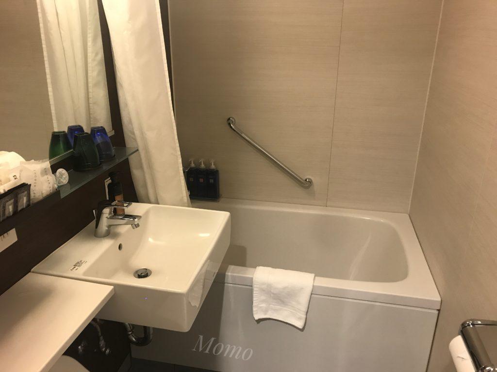 サクレン神保町 浴室