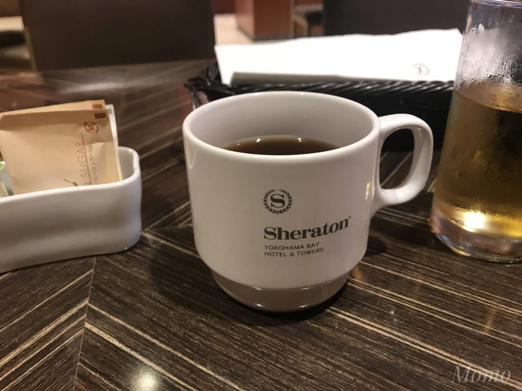 シェラトン コーヒー