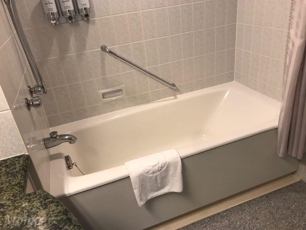 横浜ベイシェラトン 浴槽