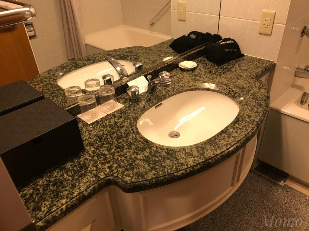 横浜 ホテル 洗面台