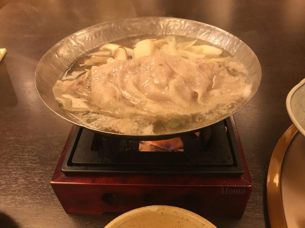 箱根路開雲 夕食