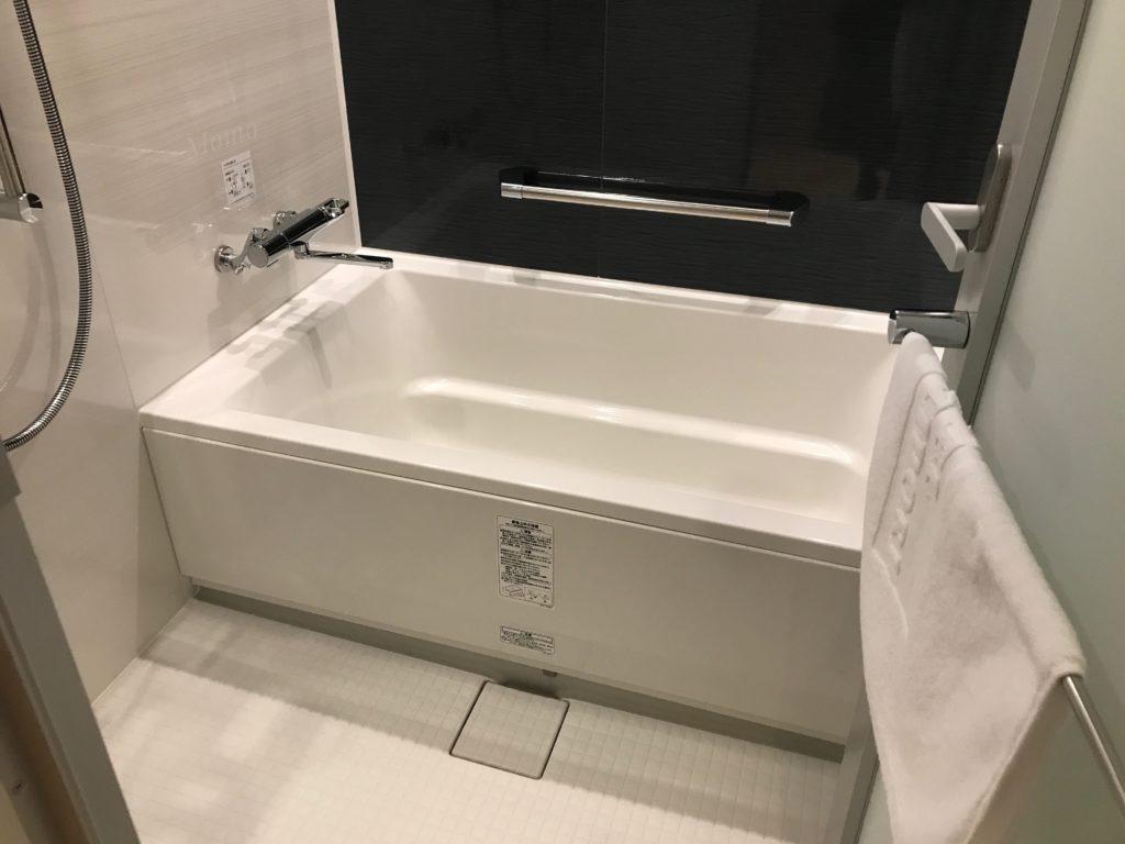 八重の翠 浴室 お風呂