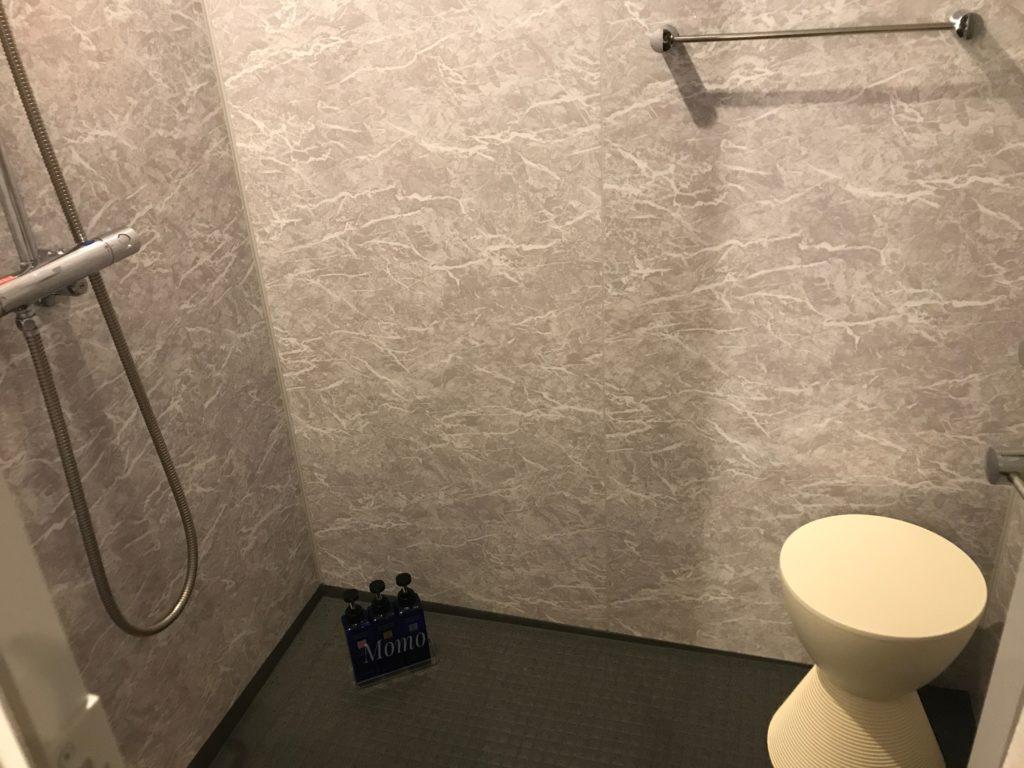 三井ガーデンホテル シャワー