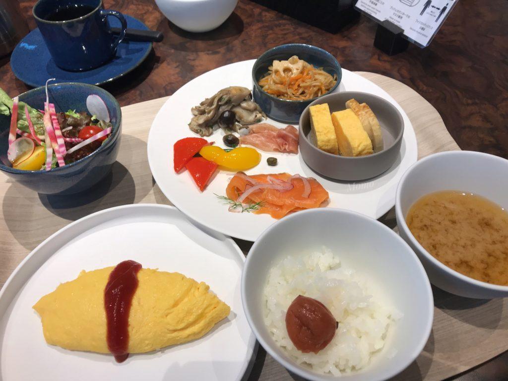 ハイアットセントリック金沢 朝食