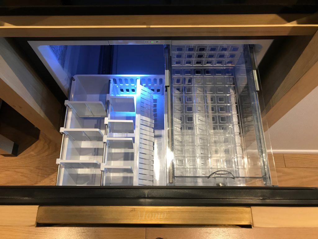ハイアットセントリック金沢 冷蔵庫