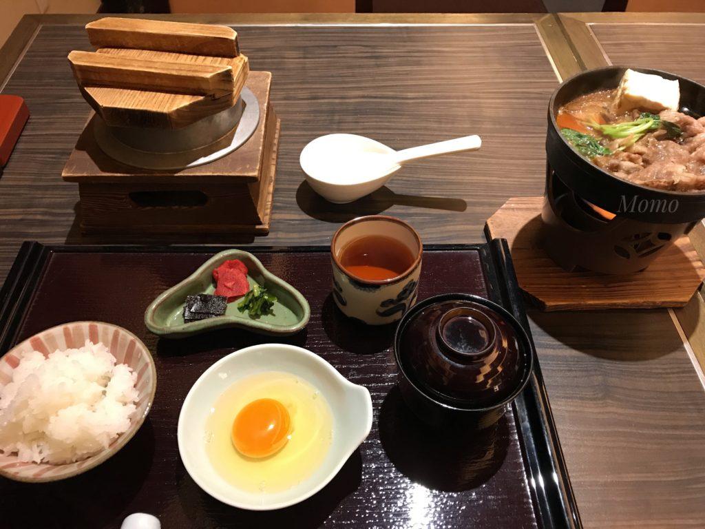 彦根キャッスルホテル 夕食