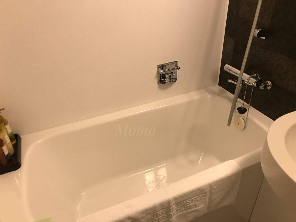 彦根キャッスルリゾート&スパ 浴槽