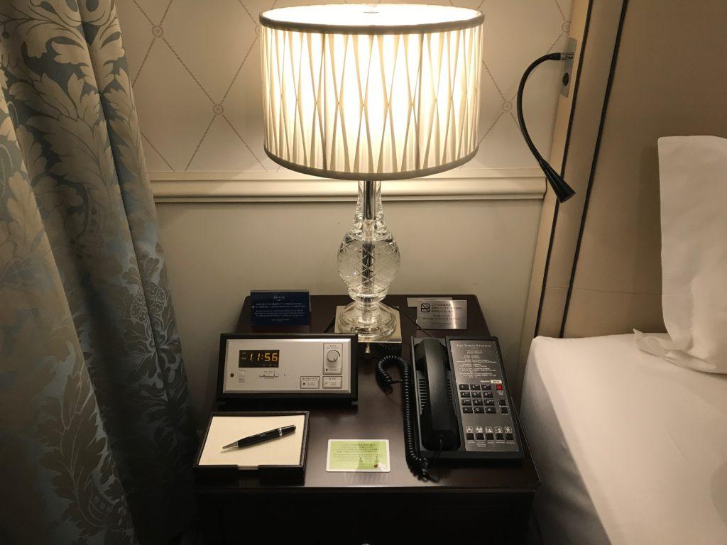 東京ステーションホテル ライト