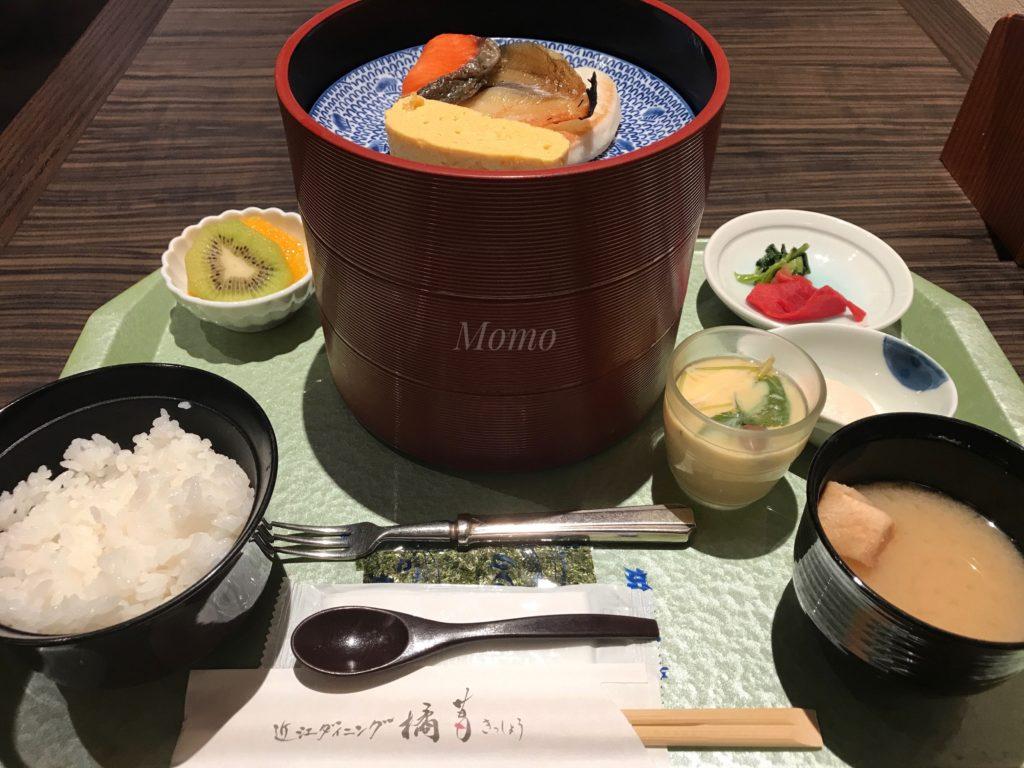 彦根キャッスルリゾートスパ 朝食