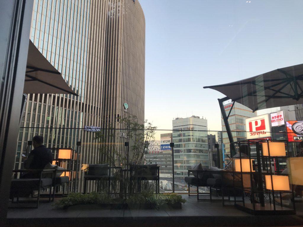 ザ・ゲートホテル東京 ラウンジ