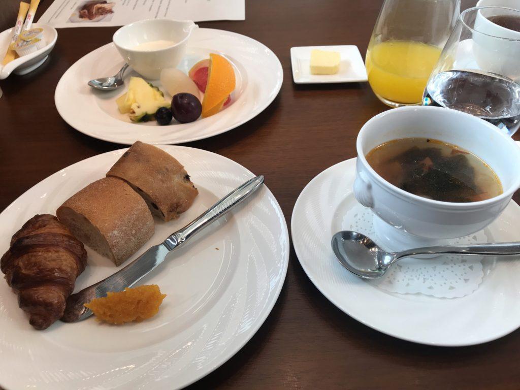 ザ・ゲートホテル 朝食 ブログ
