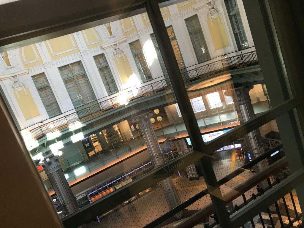 東京ステーションホテル ドーム