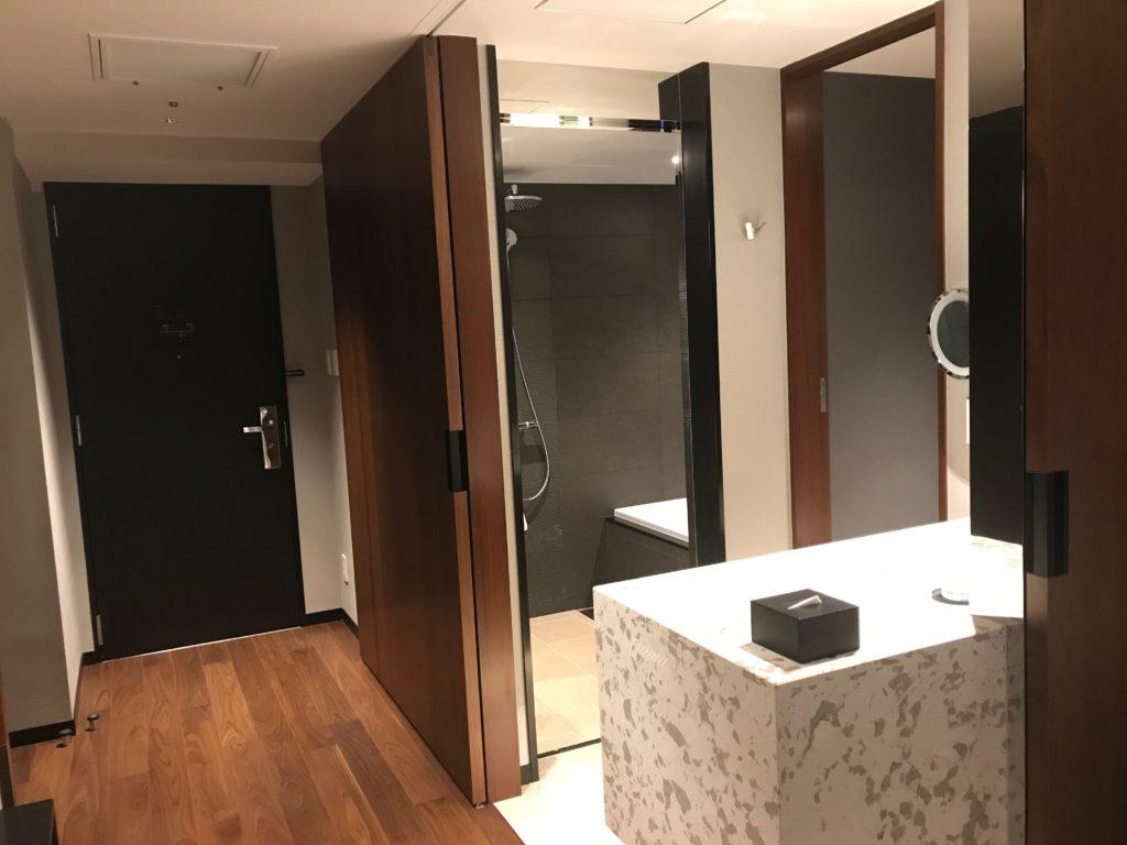 ハイアットリージェンシー横浜 浴室