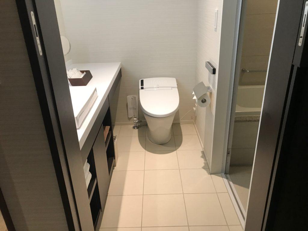 ザ・ゲートホテル トイレ