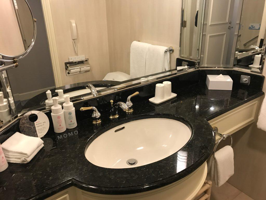 名古屋 マリオット 浴室