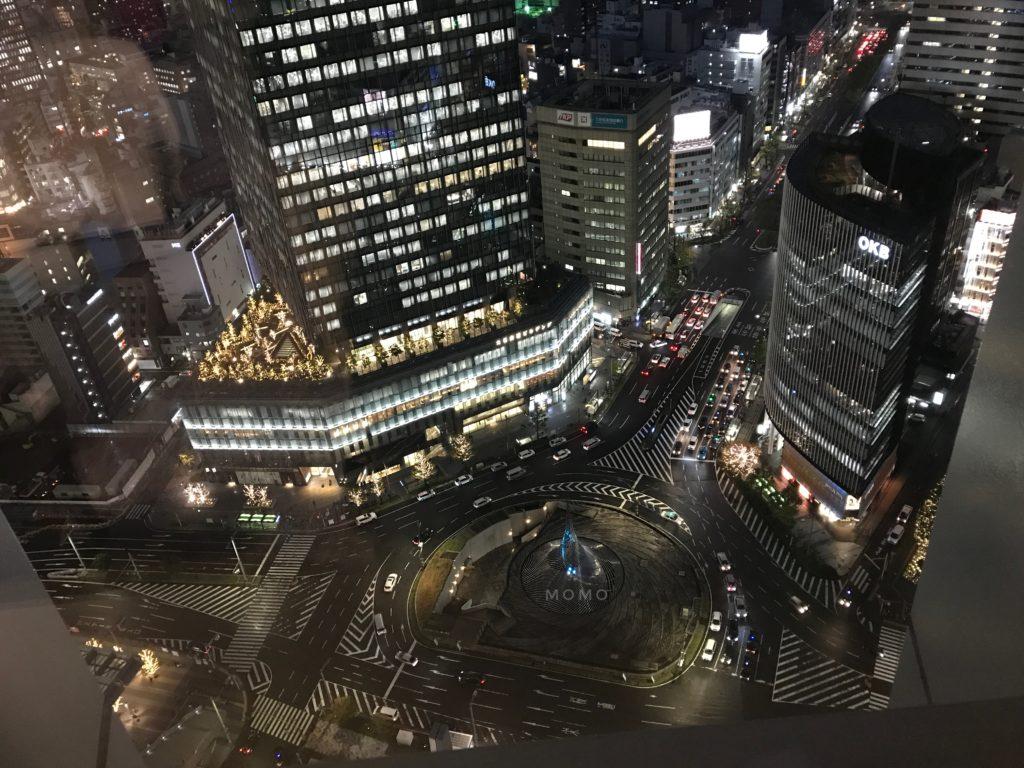 名古屋マリオット 夜景 ブログ