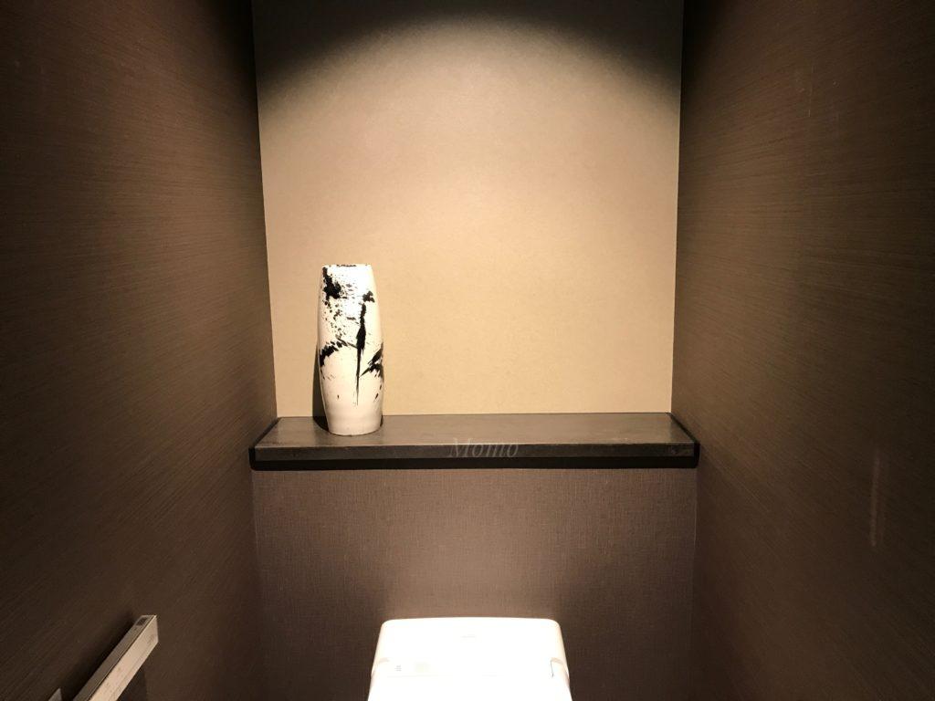 プルマン東京田町 お手洗い