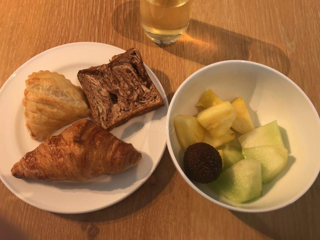 フォーポイントバイシェラトン 朝食