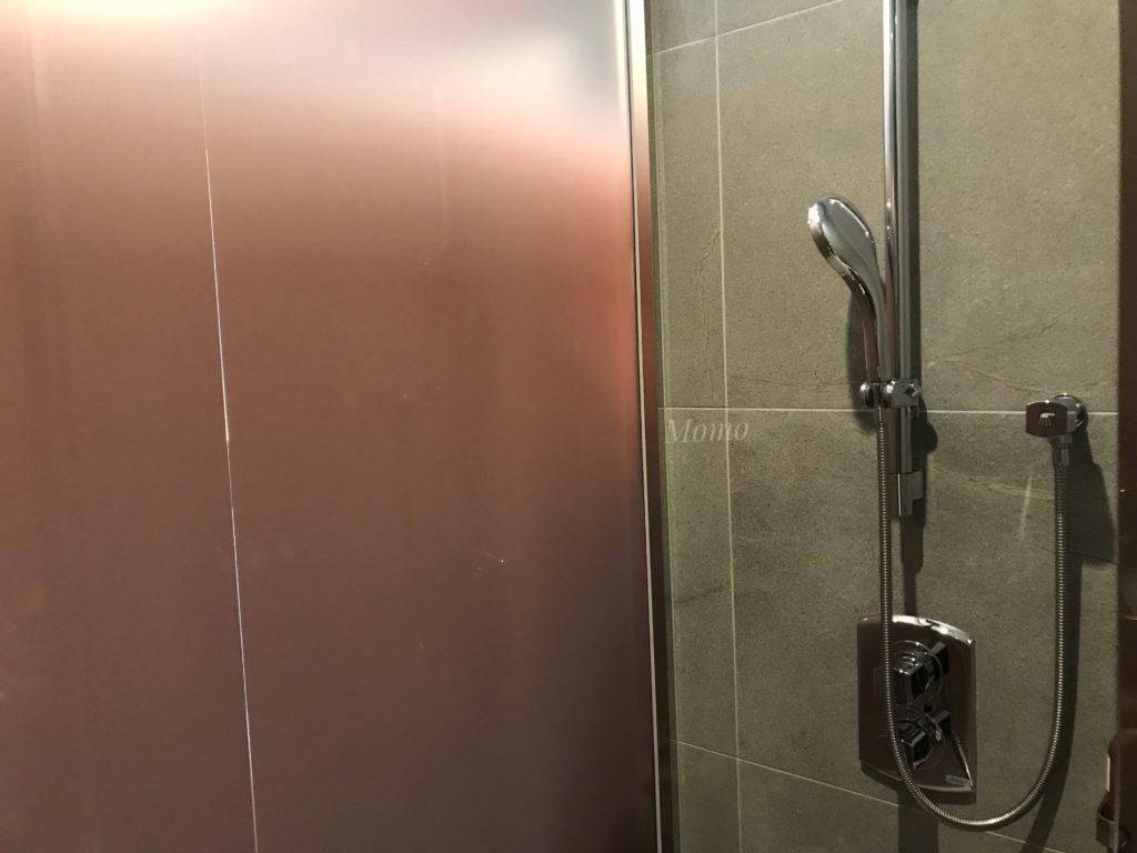 プルマン東京田町 浴室 シャワー