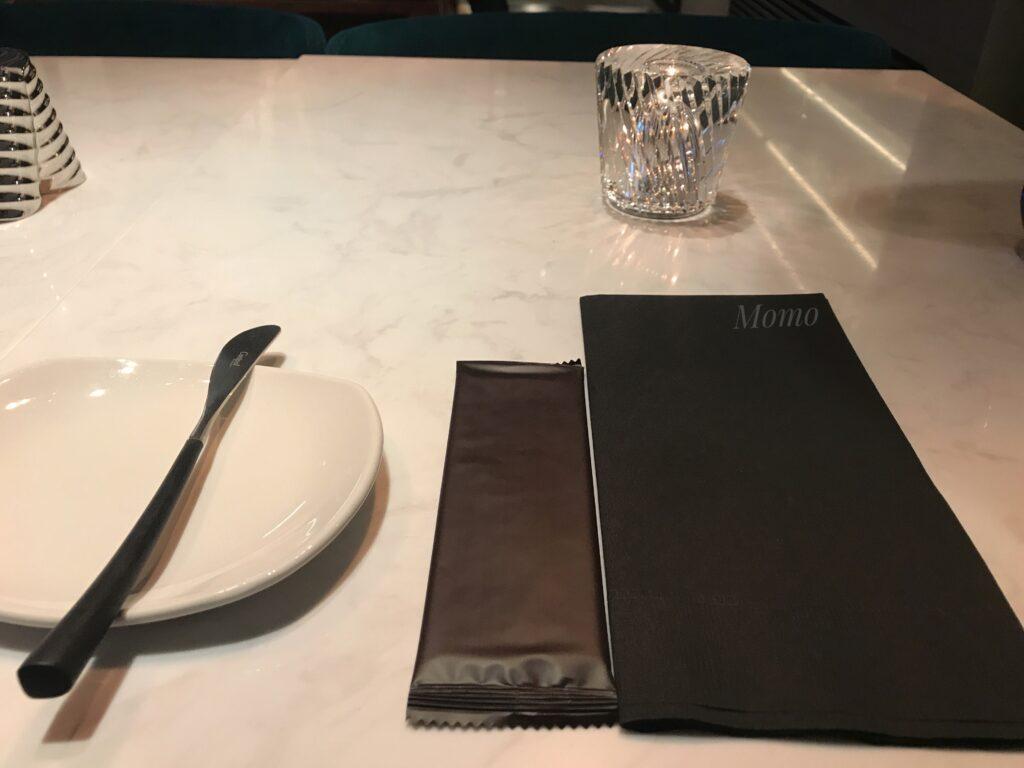 アロフト東京銀座 レストラン ブログ