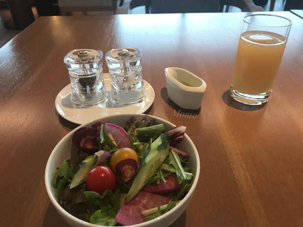 インターコンチネンタル 朝食 ブログ