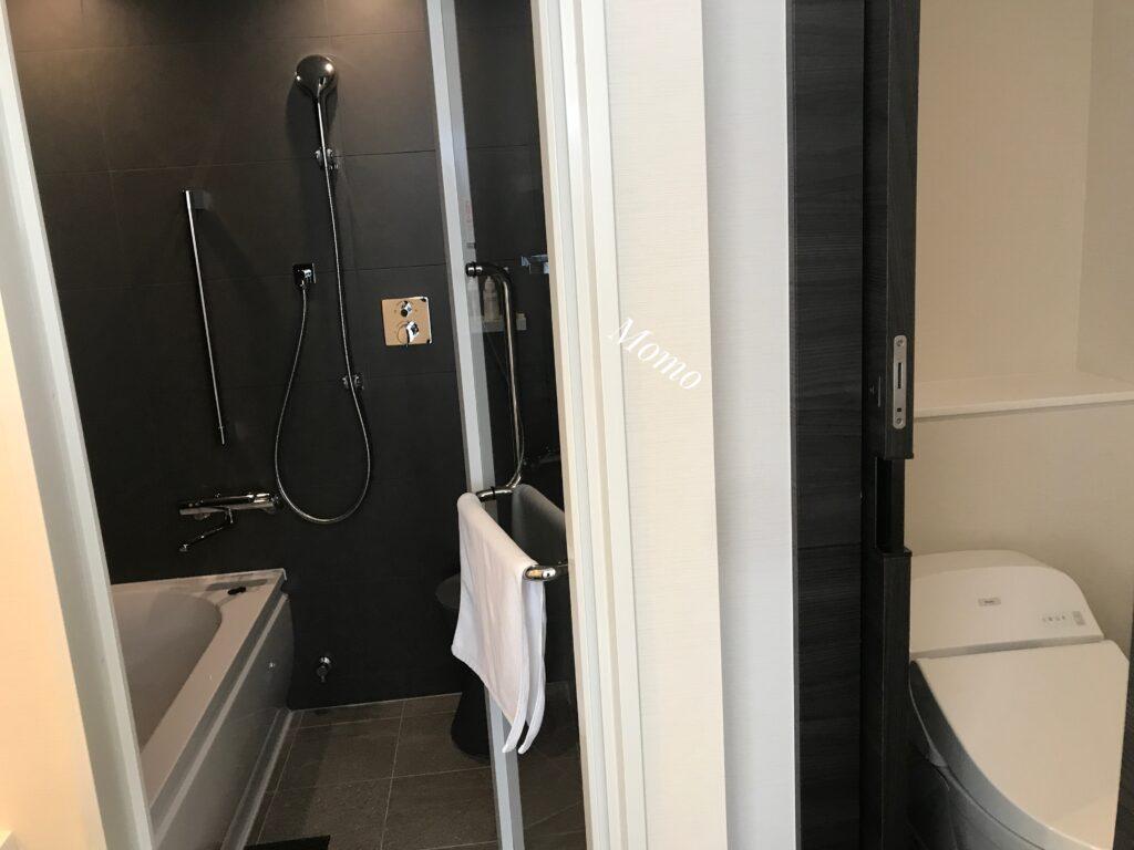 レムプラス銀座 浴室