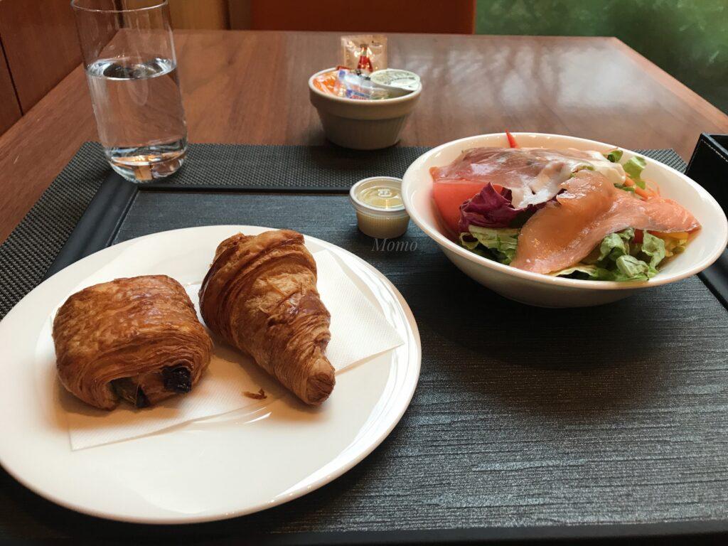 庭のホテル東京 朝食