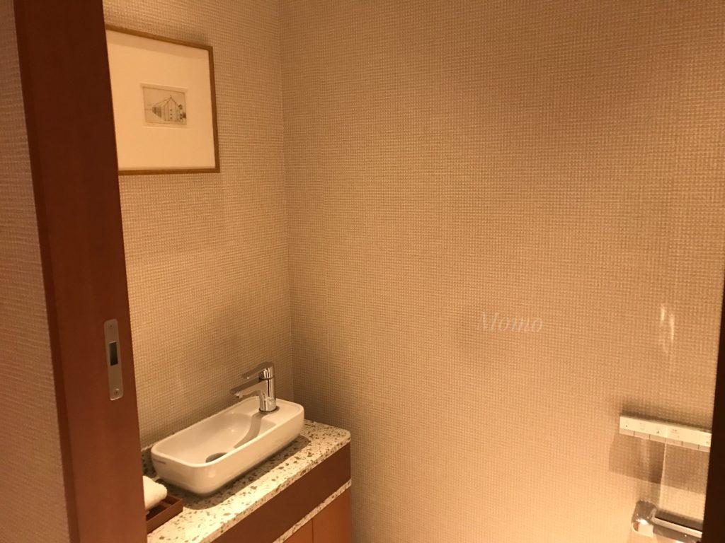 インターコンチネンタル トイレ