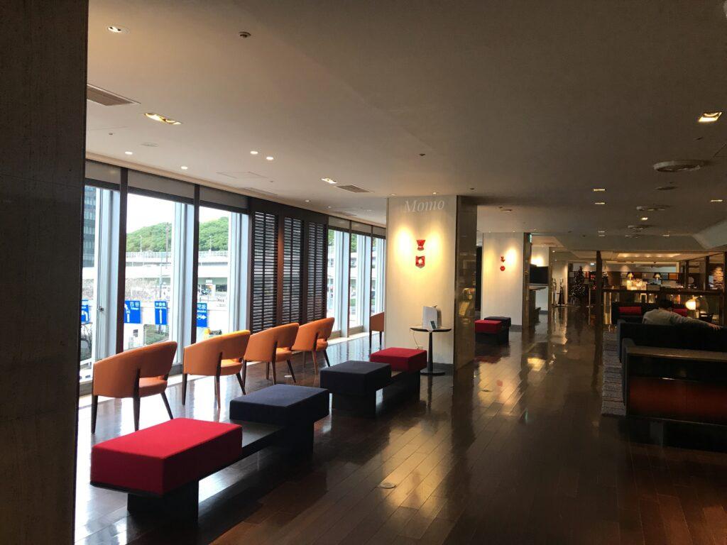 赤坂エクセルホテル東急 ロビー