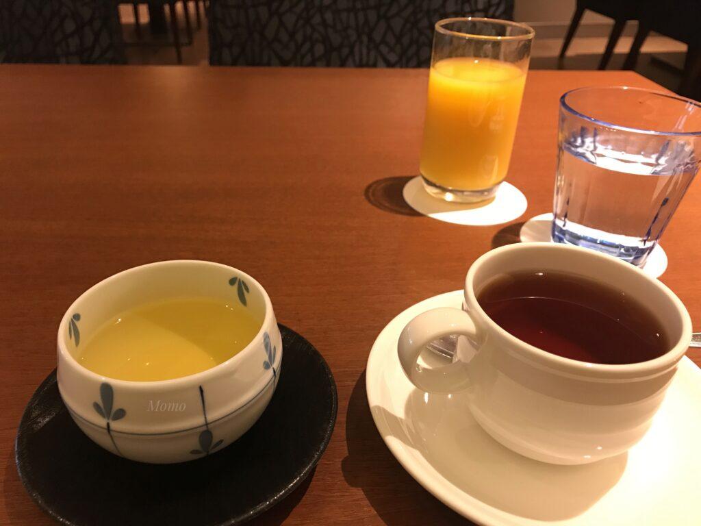 赤坂 ホテル 朝食 ブログ