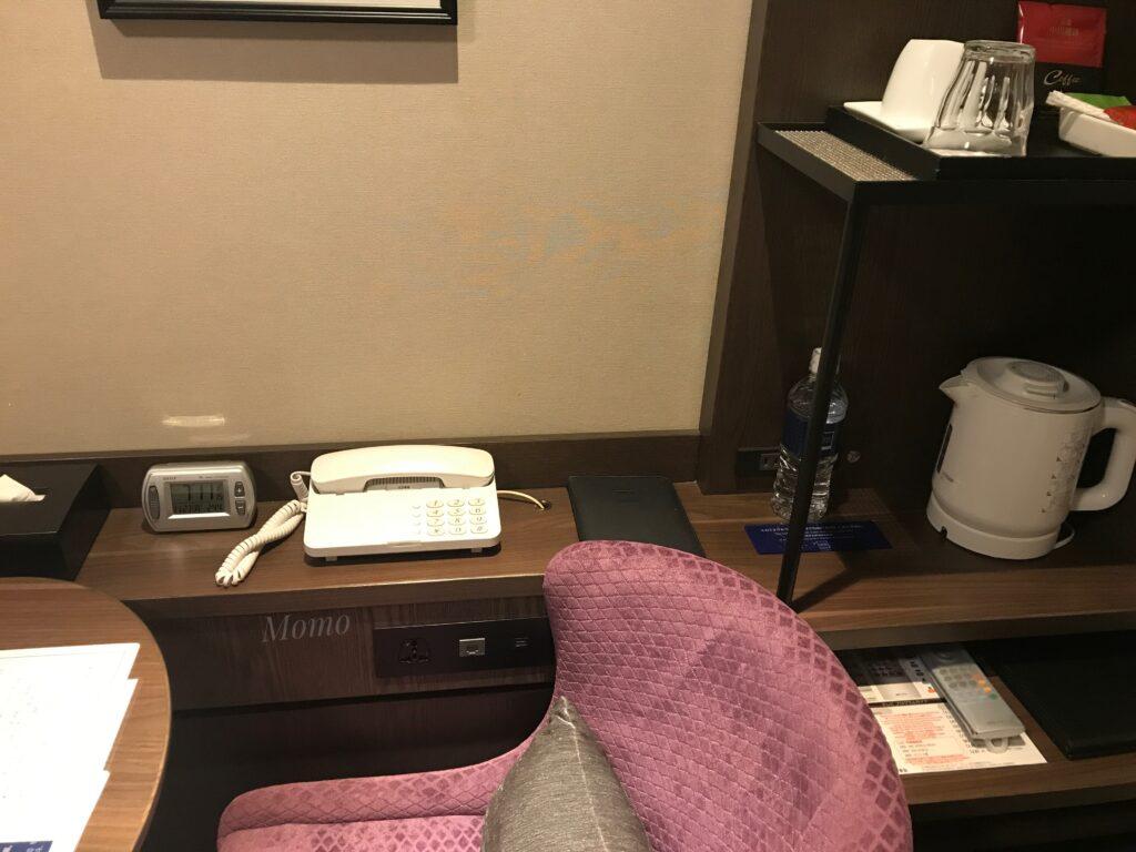 赤坂 ホテル テレワーク