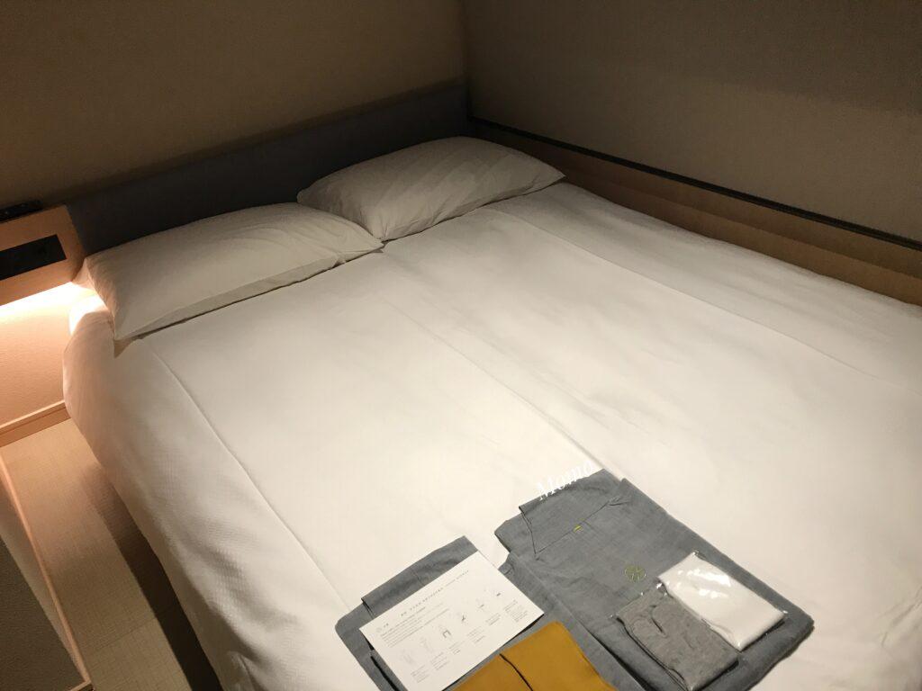 由縁 新宿 ベッド