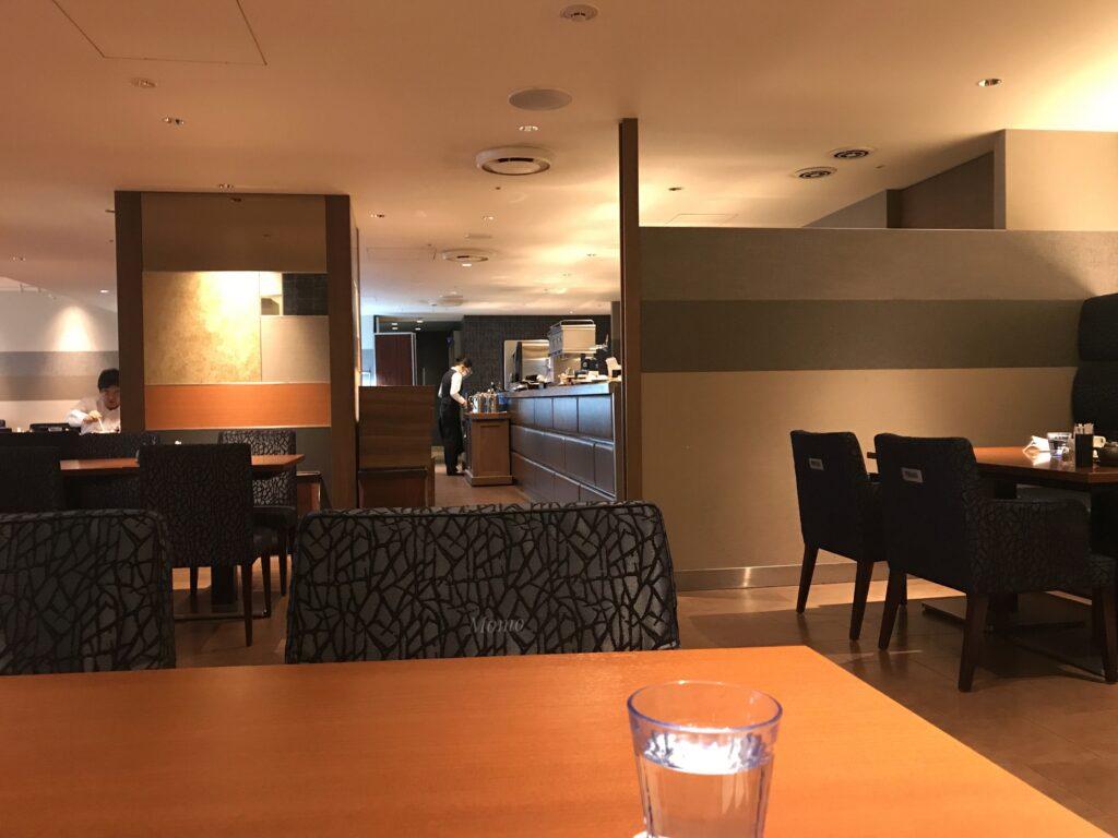 赤坂エクセルホテル東急 朝食