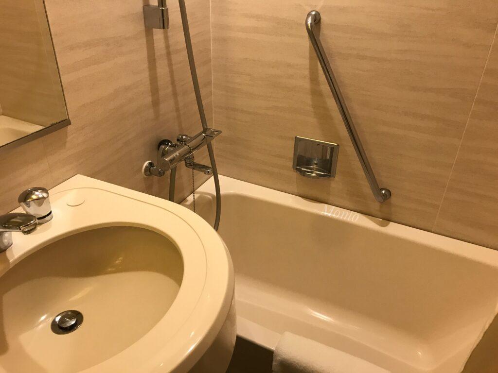 赤坂エクセルホテル東急 浴室