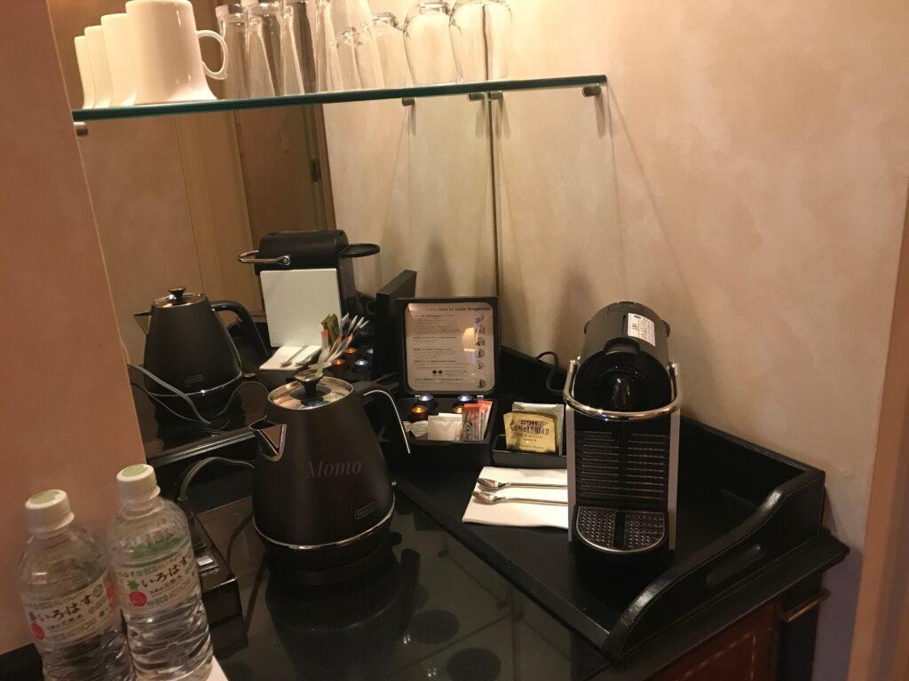 ウェスティンホテル東京 コーヒー