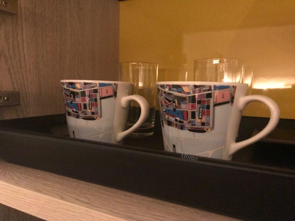 プリンスホテル 潮見 コーヒー